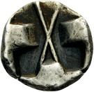 1/6 Stater - Uncertain dynast – revers
