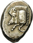 Stater - Uncertain dynast – avers