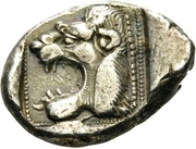 Stater - Uncertain dynast – revers
