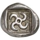 Stater (Teththiveibi) – revers