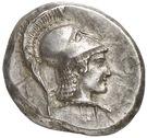 Tetrobol (Dynasts of Lycia) – avers