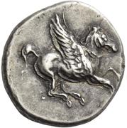 Stater (Dyrrachium) – avers