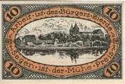 10 Pfennig (Neidenburg O/PR.) – revers