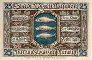 25 Pfennig (Lötzen) – avers