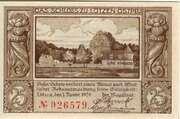 25 Pfennig (Lötzen) – revers