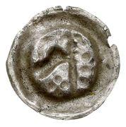 Brakteat - Świętopełk II Wielki (Gdańsk mint) – revers