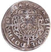 1 flindrich Edzard II and Johann – avers