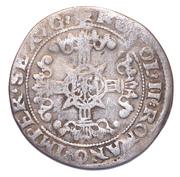 1 flindrich Edzard II and Johann – revers