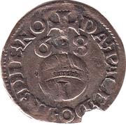 1 witten Edzard II et Johann II – revers