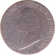 2 stüber Friedrich Wilhelm III. – avers