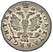 2 groschen - Elisabeth I – avers