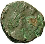 AE Nummus - Leo I -  avers