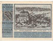 50 Heller (Ebelsberg) – revers