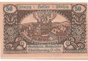 50 Heller (Eberschwang) -  avers