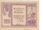 50 Heller (Eberstallzell) -  revers