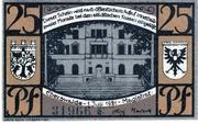 25 Pfennig (Eberswalde) – avers
