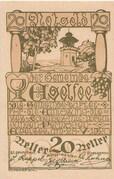 20 Heller (Egelsee) -  avers
