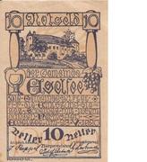 10 Heller (Egelsee) – avers
