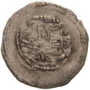 1 Dünnpfennig - Friedrich II. – revers