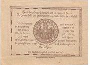 10 Heller (Eggenburg) – revers