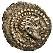 Tritartémorion de Nectanébo II – avers