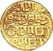 Zeri Mahbub - Mahmud I – revers