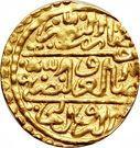 Sultani - Suleiman – revers