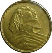 10 millièmes (grand Sphinx) -  avers