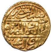 Sultani - Murad III (Misr mint) – revers