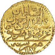 1 zeri mahbub - Abdul Hamid I – avers