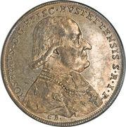1 Thaler - Joseph, Graf von Stubenberg – avers