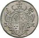 3 Kreuzer - Johann Anton II. von Freyberg – avers