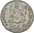 3 Kreuzer - Johann Anton II. von Freyberg – revers