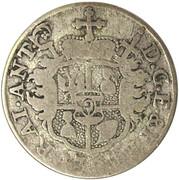 10 kreuzer Raimund Anton von Strasoldo – avers