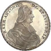 1 thaler Raimund Anton von Strasoldo – avers