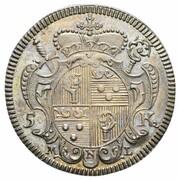 5 kreuzer Johann Anton II de Freyberg – avers
