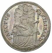 5 kreuzer Johann Anton II de Freyberg – revers