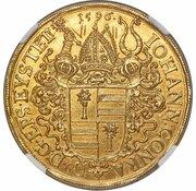 8 ducat Johann Conrad de Gemmingen – avers