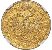 8 ducat Johann Conrad de Gemmingen – revers
