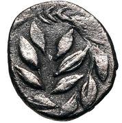 Hemiobol (Elaia) – revers