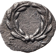 Hemiobol (Elaia) – avers