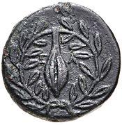 Bronze Æ11 (Elaia) – revers