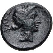 Bronze Æ16 (Elateia) – revers