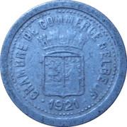 5 centimes - Chambre de Commerce - Elbeuf [76] – avers