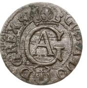 1 Solidus - Gustavus Adolphus – avers