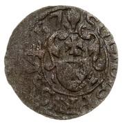 Szeląg - Karol X Gustaw (Swedish Occupation) – revers