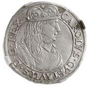 Szóstak / 6 Groszy - Gustaw II Adolf (Swedish Occupation) – avers