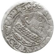 3 grosze - Gustav Adolf II (Swedish Occupation) – avers