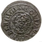 Szeląg / Solidus - Gustaw II Adolf (Occupation suédoise) – revers