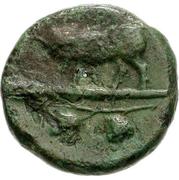 Bronze Æ16 (Eleusis) – revers